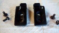 mazda mx5 eunos mk1 mk2 mk2.5 black hard top clamps. In good used condition
