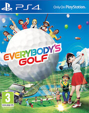 Everybody's Golf 7 - PS4 ITA - NUOVO SIGILLATO  [PS40592]