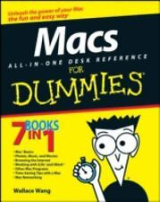 Macs by Wally Wang and Wallace Wang (2008, Paperback) 7 Books in 1