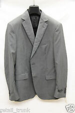 The Man's Store Bloomingdale's Suit Wool Grey Size 40R