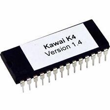 Kawai k4 versione 1.4 firmware OS Update EPROM
