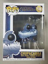 Funko Pop! Crimes of Grindelwald Chupacabra #18  Vinyl Figure