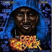 Drama - Real is Back (Mixed by DJ /Mixed by Young Jeezy, CD 2011) NEW/SEALED