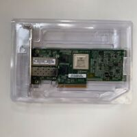 QLogic NetApp QLE8152-SR-T-N 10GBase-X 2-Ports FE0210401-25 Network Card PCIe