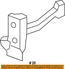 FORD OEM 15-16 F-150 Front Door-Check Arm FL3Z1623552A