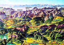 Garmisch-Partenkirchen , Ansichtskarte, ungelaufen
