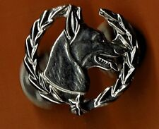ISRAEL POLICE OPERATIONS BRANCH DOG HANDLER QUALIFICATION  PIN