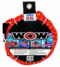 Wow World Von Wassersport, 11-3000, 2K Zug Seil bis Zu 2 Fahrer, 18.3m, 2375