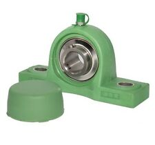 SUC-PPL202 15mm Thermoplastic Pillow Block Bearing with Stainless Steel Insert