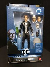 ALFRED PENNYWORTH DC Multiverse Killer Croc C&C Series Mattel Batman Universe