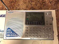 Sangean Radio Labs Modified SUPER ATS 909 Shortwave DX AM FM Radio