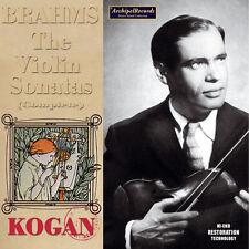 Leonid Kogan - Complete Violin Sonatas [New CD]