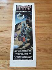 Beastie Boys 1999 Australian Tour Jason Jacenko Print