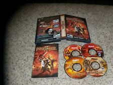 Dungeon Siege II (PC, 2006) Game with Case, Manual and Key