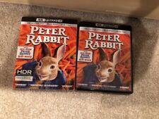Peter Rabbit (4K UHD + Artwork + Slip cover )