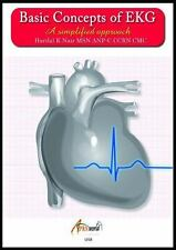 Basic Concepts of EKG: A Simplified Approach (Paperback or Softback)