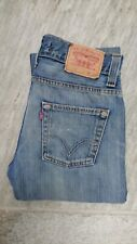 "Men's Levi 506 Standard Jeans Waist 31"" Leg 34"""