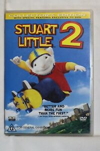 Stuart Little 2 - Region 4 -Preowned(D573)