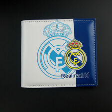 New fit for real madrid Soccer fans PU leather Wallet purse Pockets Card CP4371