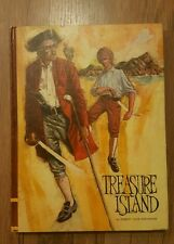 Treasure Island by Robert Louis Stevenson, Hard book 1968