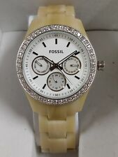 Fossil  Womans Multifunction Watch ES2455 with 46 stones