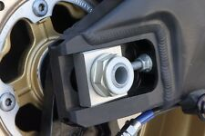 RC51 CBR1000RR CBR600RR CB1300 CB1100 TSR CNC REAR AXLE NUT HARD ANODIZED