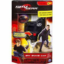 SPY GEAR SPY SNAKE CAM BLACK NEW SEE AROUND CORNERS