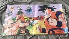 "Dragon Ball Z CCG Card Game 24x14"" Playmat Panini Funimation"