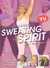 Sweating in the Spirit - A 3-In-1 Gospel Workout (DVD, 2005)