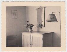 (F18719) Orig. Foto Wohnungseinrichtung, Stuttgart Paradiesstraße 21, 1935
