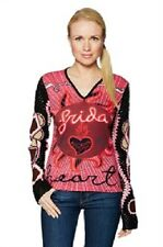 CAMISETA CUSTO BARCELONA HEART, TALLA S