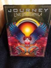 Journey Live In Manila Philippines DVD