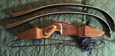 Custom Takedown Recurve Bow - #47 @ 28 - 58""