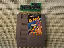 Q*bert (Nintendo Entertainment System, 1989) NES - Cartridge Only - 3 Screw!