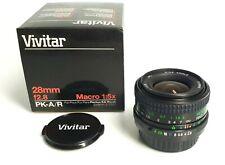 VIVITAR 28 / 2,8 PK-A/R