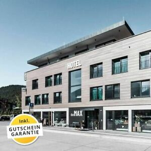 4 Tage Kurzurlaub Lifestyle Hotel das Max Seefeld Tirol Erholung Biking Wandern