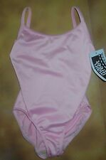 NWT Dance Ballet Camisole V Back Leotard Frontlined  Many Color Choices Adult/Ch