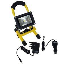 LITIO Ion recargeble LED Luz de Trabajo Foco Antorcha De Luz COB inundación de inspección