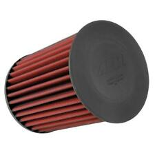 """AEM Air Filter AE-20993; DryFlow Round Dry Red Non-woven Synthetic 8.250"""""""