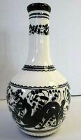 Vintage Handcrafted Ceramic Jug Republic of San Marino MARMACA Hand-Painted Jug