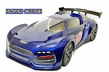 HOBAO HB-VTE-C150BU R/C 1/8 Hyper VT On-Road Elec RTR Blue w/150A HOAD1090 GP