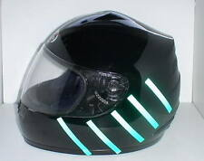 Reflective STRIP stickers * 6 colours available MOTORBIKES cycles HELMETS etc