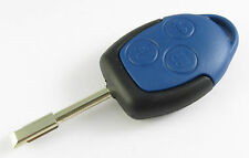 REMOTE KEY FOB CASE AND BLADE FOR FORD TRANSIT VANS