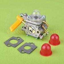 Carburetor For Ryobi RY34420 RY34440 (S430) RY64400 RY13015 RY13010 CycleTrimmer