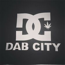 Dab City T shirt ,DC  420 marijuana, weed, pot T-shirt RX legalize BHO 710