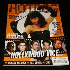 HOTDOG magazine #78, Bettie Page, Gretchen Mol, Spider-man, Kate Bosworth, RARE