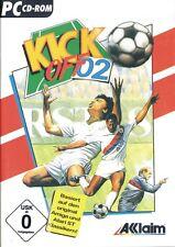 Kick Off 2002-Football Classique-Neuf en DVD box-CD PC Game Repose Amiga