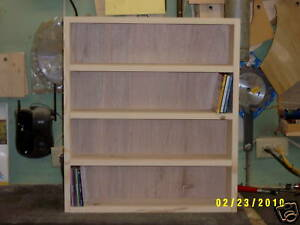 CD CABINET, STORAGE DIFFERANT SIZES FREE COLOR