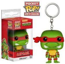 Pop Pocket Keychain TMNT Raphael Funko 045753