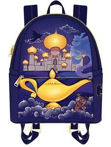 Loungefly Disney Jasmine Castle Series Mini Backpack *PREORDER*